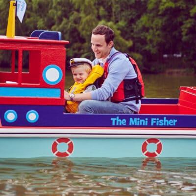 Gardasolar - Miniport - barche elettriche bambini