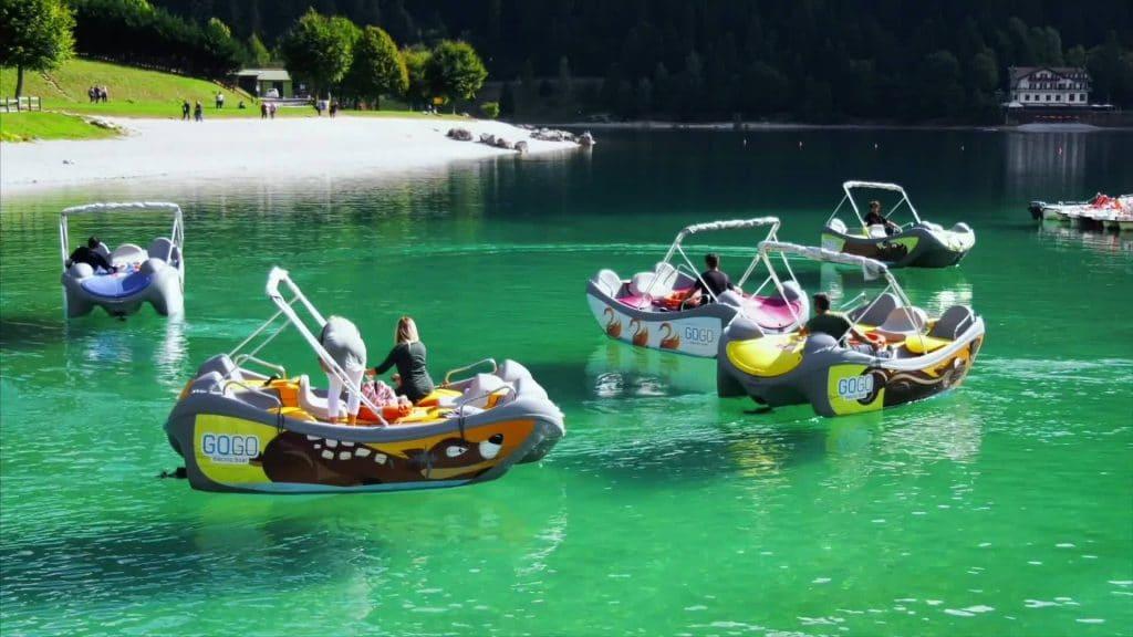 barche elettriche-gogo boat-gardasolar