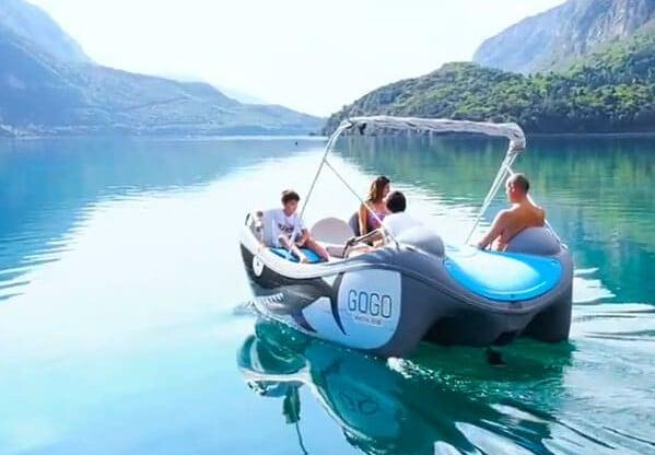 barca elettrica gardasolar_ gogo boat