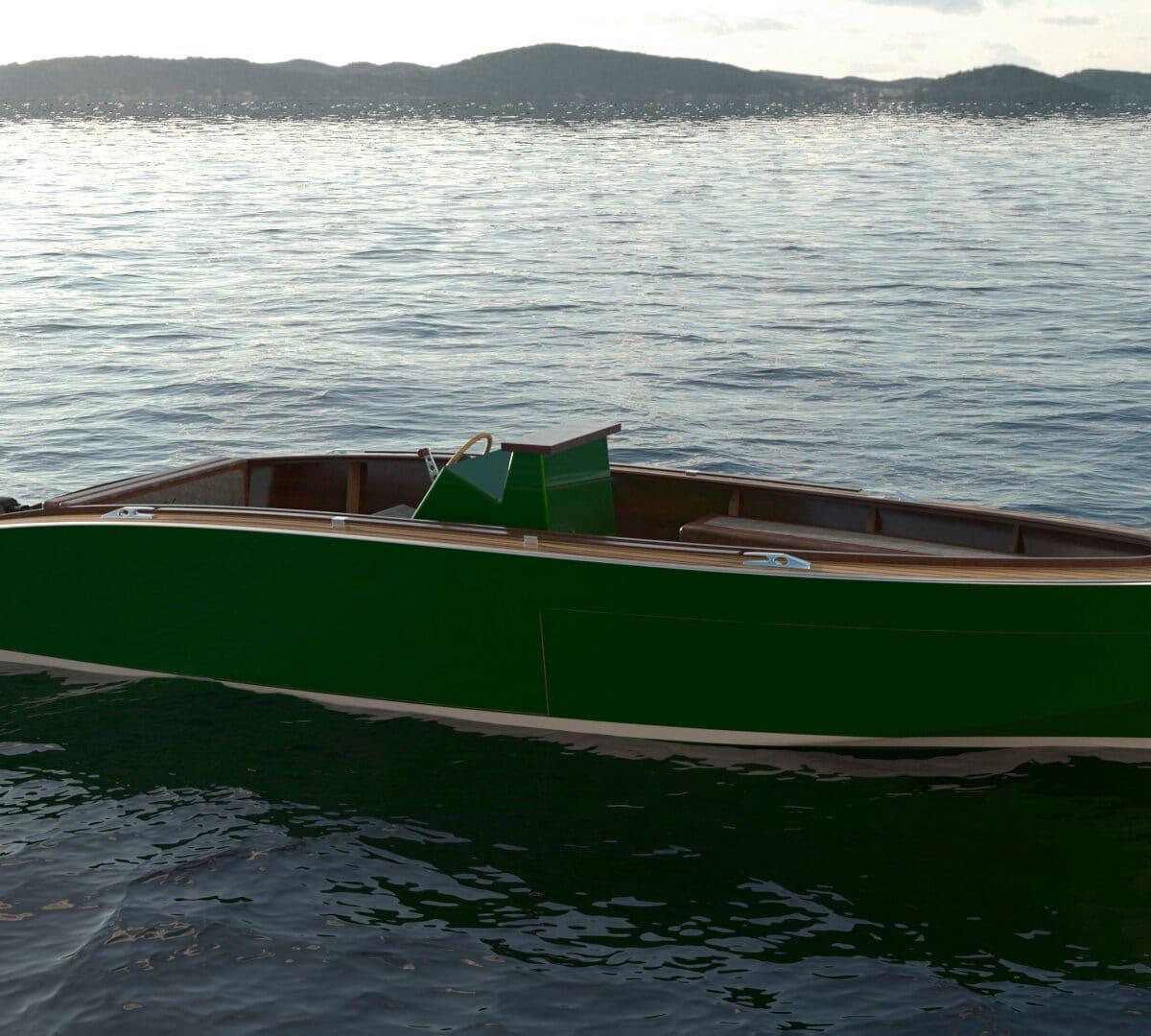 Barca elettrica_1600 dogado