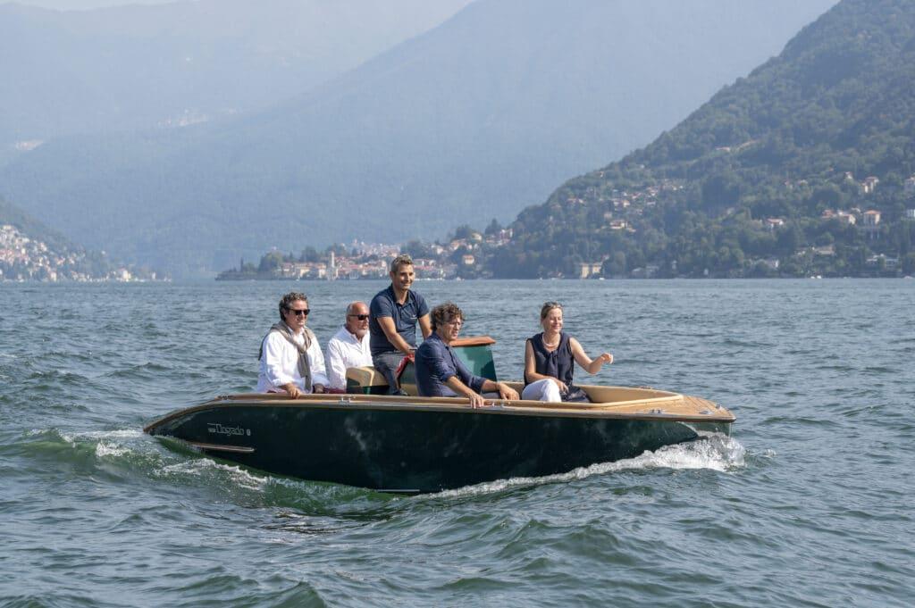 1600 Dogado E - barca elettrica